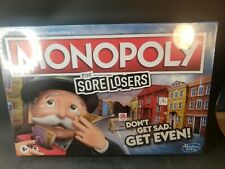 2020~Monopoly For Sore Losers~Collect Sore Loser Coins~BRAND NEW & SEALED.