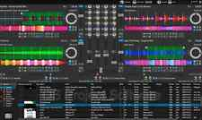 Professional DJ software di mixaggio Mixer Audio mp3 BEAT Windows & Mac