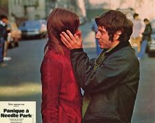 AL PACINO  KITY WINN  THE PANIC IN NEEDLE PARK 1971 VINTAGE LOBBY CARD #2