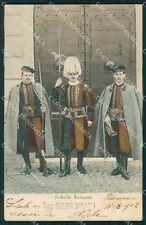 Roma Vaticano Guardie Svizzere cartolina VK1350