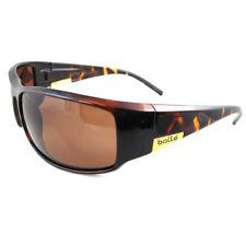 137847799507 Bolle King Sunglasses Dark Tortoise Frame Polarized A14 Lens 10999