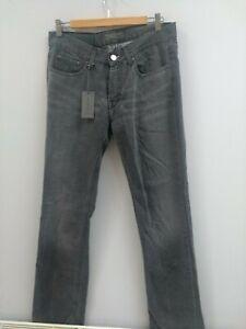 "Acne Jeans Light Grey Mic Blacktrash 32"" waist - still got tags"