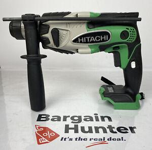 472 Hitachi / Hikoki 18v Rotary Hammer drill DH18DSL -Skin Only