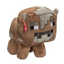 "Minecraft Baby Cow Plush Stuffed Toy 6"""