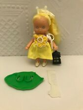 80s Hornby Flower Fairies BOO BOOS CARE PIXIE DOLL 'Happy' MABEL LUCIE ATTWELL