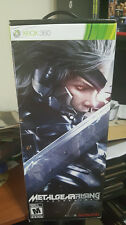 Metal Gear Rising Revengeance Limited Edition XBOX 360 Unopened