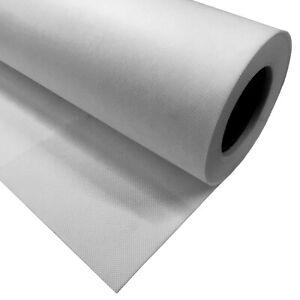 NEU Polypropylen Stoff Vlies Membran Filter partikelfilternd / wasserabweisend