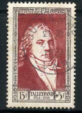 STAMP / TIMBRE FRANCE OBLITERE N° 895 / CELEBRITE / TALLEYRAND