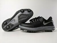Nike Air Zoom Accurate Golf Shoes Men's Size 9.5 Black Grey 909723 003 New