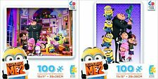 Despicable Me 2 Puzzle  Pack of 2