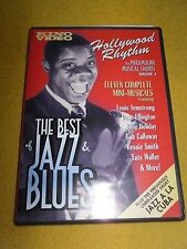 THE BEST OF JAZZ & BLUES - 11 COMPLETE MINI MUSICALS - ARMSTRONG - ELLINGTON DVD