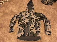 Kuiu Guide DCS Hooded Jacket Verde Xtra Large / XL