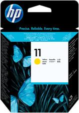 HP 11 - Jaune - Originale -Tête d'Impression (C4813A)