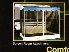 SHADEMAKER SCREEN ROOM ATTACHMENT 10 FOOT  FREE UPS GROUND