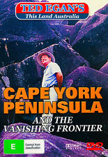 30 Cape York Peninsula and The Vanishing Frontier R0 DVD