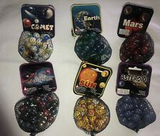 Mega marbles Travel And See The Universe Through Marbles. 24/1 Six Pack