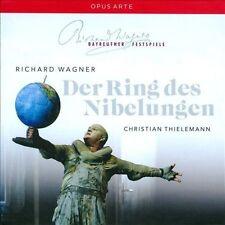 R. Wagner - Der Ring Des Nibelungen Cd [CD New]