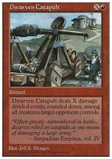 CATAPULTA DEI NANI - DWARVEN CATAPULT Magic 5ED N/Mint