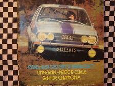 revue ECHAPPEMENT n°66 /SIMCA RALLYE 2 GR.2 / PREPARATION COOPER TROPHEE /1974