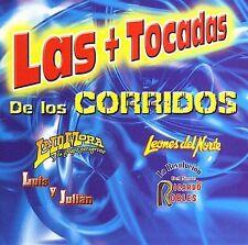 VARIOUS ARTISTS - LAS MAS TOCADAS DE LOS CORRIDOS NEW CD