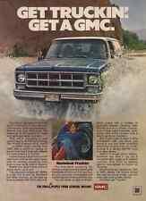 1977 GMC K1500 JIMMY  ~  NICE ORIGINAL PRINT AD