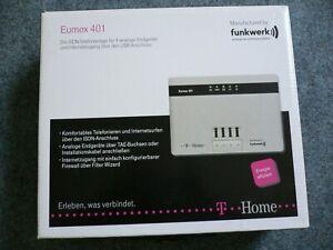 Telekom Eumex 401 ISDN Telefonanlage (40243254) von funkwerk