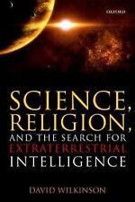 Science, religion, et la recherche d'intelligence extra-terrestre, wilkinson,