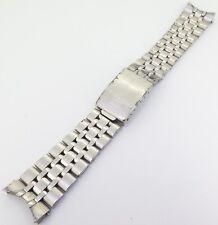 .Auth Tudor Date Day Steel Bracelet 21mm Ref. 62110 suits 23010 Needs refurb