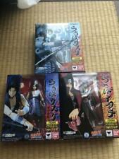 S.H.Figuarts NARUTO Shippuden Uchiha Sasuke(2 types) Uchiha Itachi Figure 3Set