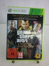 XBOX 360 Jeu Grand Theft Auto IV & Episodes From Liberty City sp162