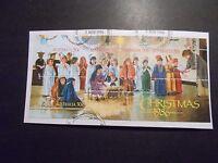 1986 Australia~Christmas~Fine Used~Stamp Set~M/S~on piece~ UK Seller~