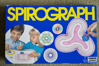 SPIROGRAPH Vintage Parker Set 1987 Pieces Complete + Paper EXCELLENT CONDITION