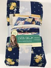 King Pillow Sham Pair The Pioneer Woman Paige Patchwork 2 Piece Set