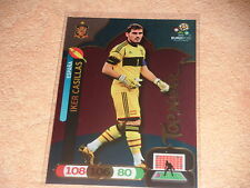 Panini Adrenalyn Euro 2012 TOP MASTER - Iker Casillas