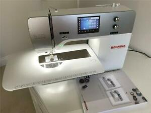 Bernina 770 QE Sewing Machine