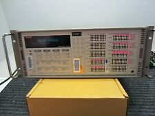 Keithley 7002 Switch System With5 Cards 1 7064 3 7066 And 1 7057a Multiplexer