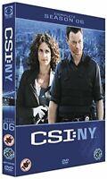 CSI: New York - Complete Season 6 [DVD][Region 2]