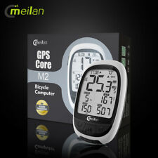 M2 GPS Bike Computer Cadence Heart Rate Power Meter Cycling Computer Q1T5