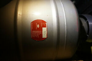 UNION CARBIDE LINDE LR-30 CRYOGENIC LIQUID NITROGEN DEWAR  6 canisters LR30