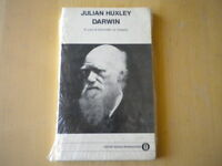 DarwinHuxley JulianMondadoriLibrooscar 86La vergata scienza biografia Nuovo