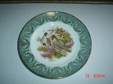 Liverpool Road Pottery Partridge Collectors Plate
