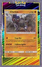Charkos Holo - SL05:Ultra Prisme - 65/156 - Carte Pokemon Neuve Française