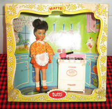 EXTREMELY RARE~1967 Barbie~TUTTI~COOKIN`GOODIES~~COMPLETE BOXED SET~3559~NoCello