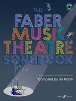 Faber Music Theatre Songbook Bk/Cd Pvg Sheet Music Vocal Score