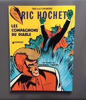 Ric Hochet. Les compagnons du diable. Dargaud 1971