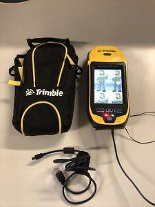 Trimble Geo XH 6000 Series Geo Explorer Geographic Data Collector
