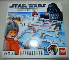 LEGO JEU société STAR WARS Battle of Hoth boite 3866 comme neuf