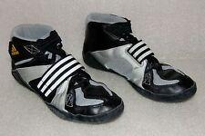 Adidas Extero II G02590 Black & Gray Mens Wrestling Shoes Size 8