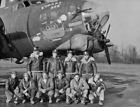 "Внешний вид - WW2 WWII Photo USAAF Boeing B-17G  ""Starks Ark"" Nose Art  World War Two / 5869"