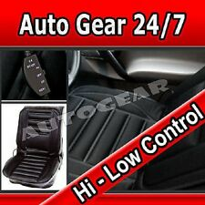 Streetwize 12v Heated Padded Thermal Front Car Seat Cover Cushion 2018 Version